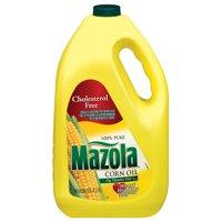 Mazola 100% Pure Corn Oil, 128 oz