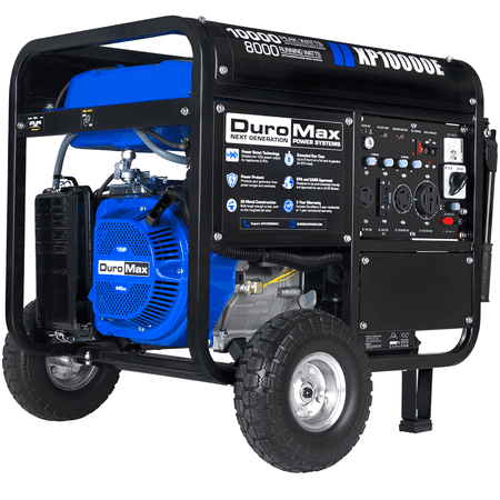 DuroMax 10000-Watt 18-Hp Portable Gas Electric Start Generator RV Home