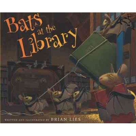 Bats At The Library