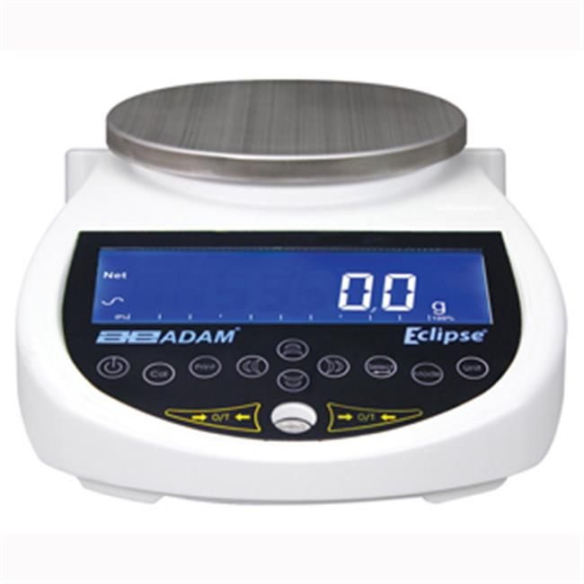 Adam 3600 g Eclipse Precision Balance Calibration Weights, 10 x 20 x 20 in.