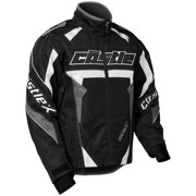 Castle X Racewear Bolt G4 Mens Snowmobile Jacket Black