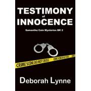 Testimony of Innocence - eBook