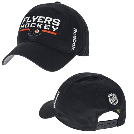 Philadelphia Flyers Ice (Philadelphia Flyers Center Ice Locker Room Snapback Adjustable Hat)