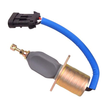 New Shut Off Shut Down Solenoid fits for 5.9L Dodge Diesel Cummins 3931570 Dodge Cummins Diesel Fuel Economy