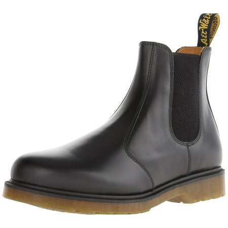 Dr. Martens 2976 Chelsea Boot Black Smooth Chukka