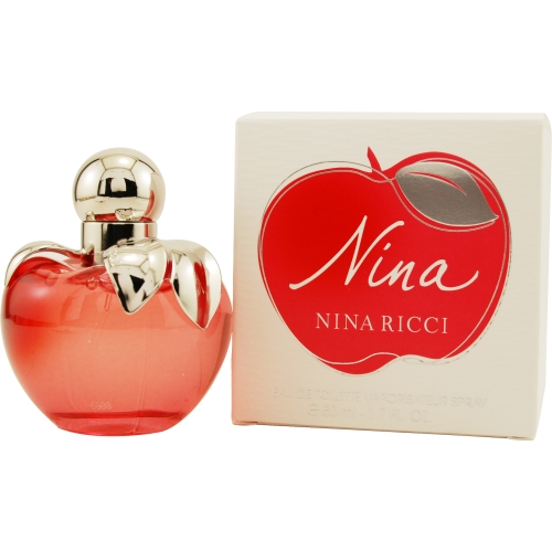 Nina Edt Spray 1.7 Oz By Nina Ricci