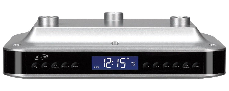 iLive IKB333S Under Cabinet Bluetooth Digital Radio by iLive
