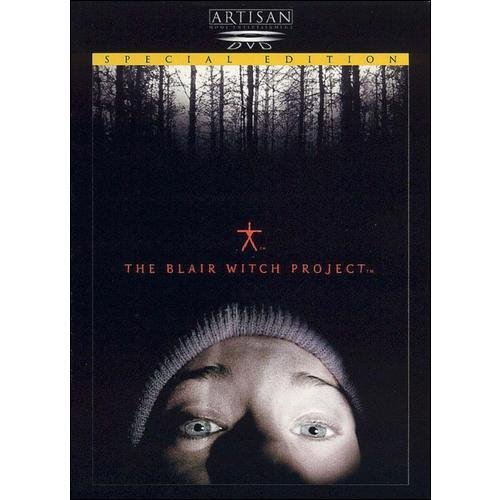 BLAIR WITCH PROJECT (DVD) 4.3 FULLSCREEN VERSION/2.0 DOLBY SURROUND