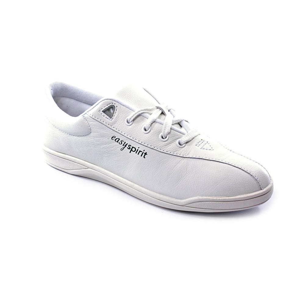 Easy Spirit AP10 Women 2A Round Toe Leather White Toning Shoes by Easy Spirit