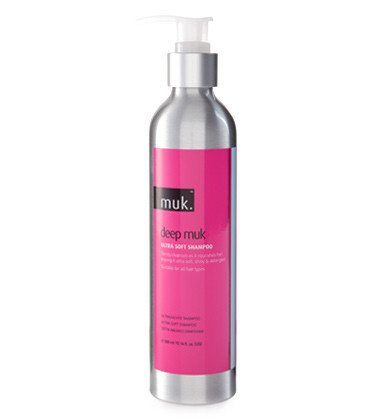 Deep Muk Ultra Soft Shampoo, 10.14 oz.