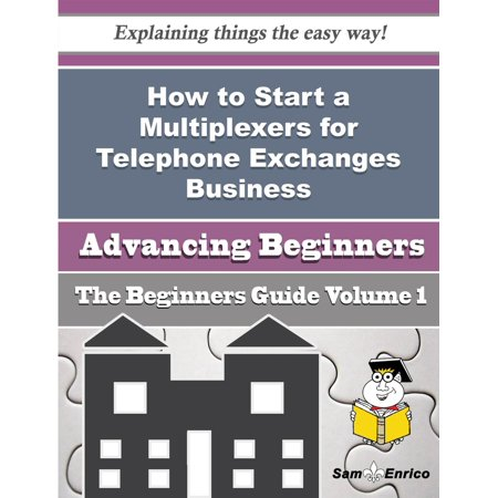 How to Start a Multiplexers for Telephone Exchanges Business (Beginners Guide) - eBook (Duplex Multiplexer)
