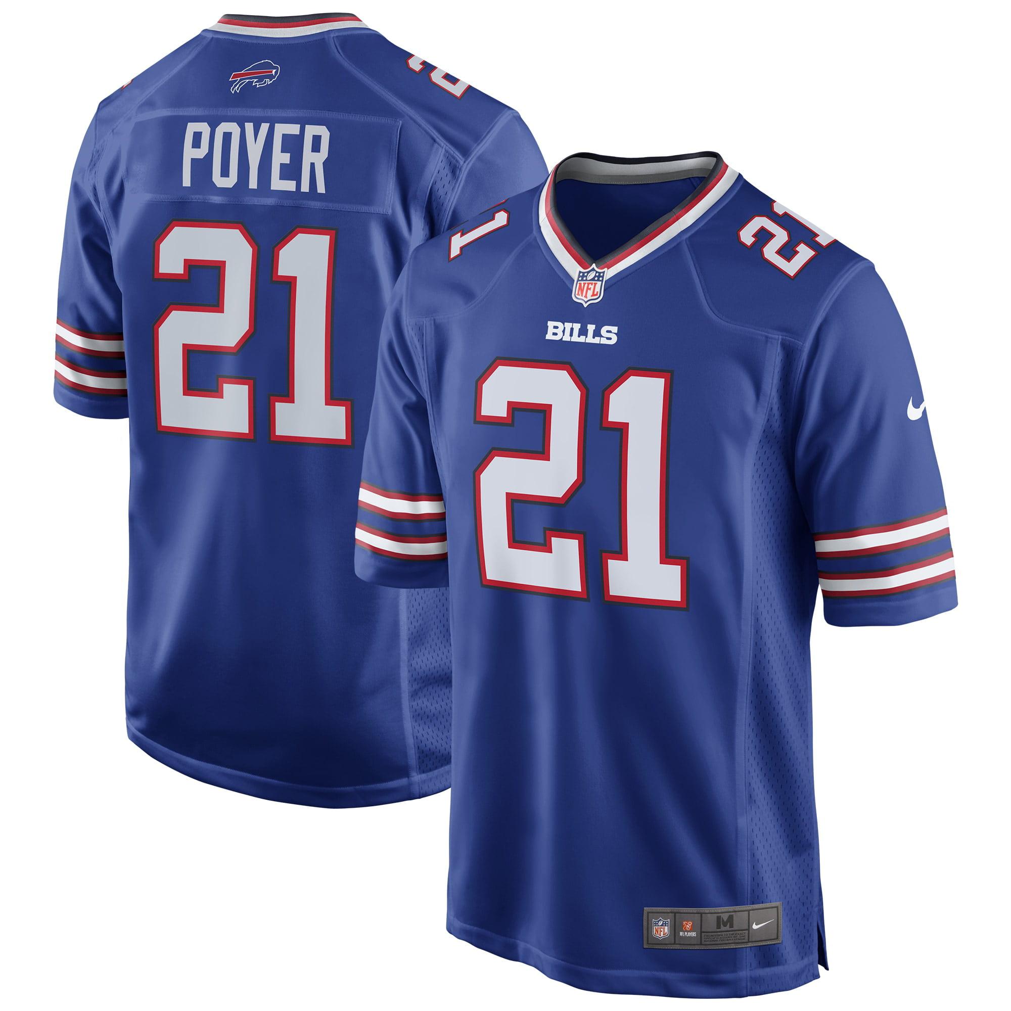 Jordan Poyer Buffalo Bills Nike Game Jersey - Royal - Walmart.com