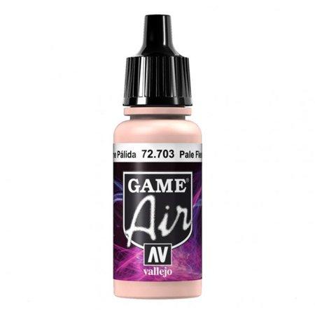 Acrylicos Vallejo VJP72703 Peinture acrylique Game Air Pale Flesh - image 1 de 1