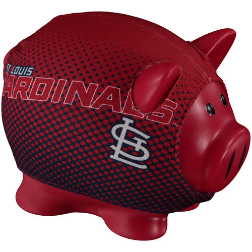 St. Louis Cardinals Big Logo Sweater Pig Bank
