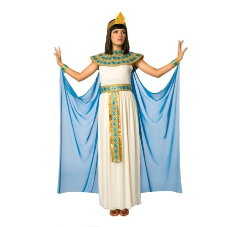 Cleopatra Adult Halloween Costume, Size: Women's - One Size - Costume Halloween Cleopatra