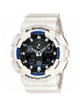 Product Image G-Shock Big Case Limited Edition Watch - White [Watch]. Casio