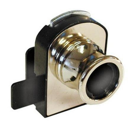 Timberline Locks Tlcb 371 Double Glass Door Lock - Nickel - Double Nickel Birthday