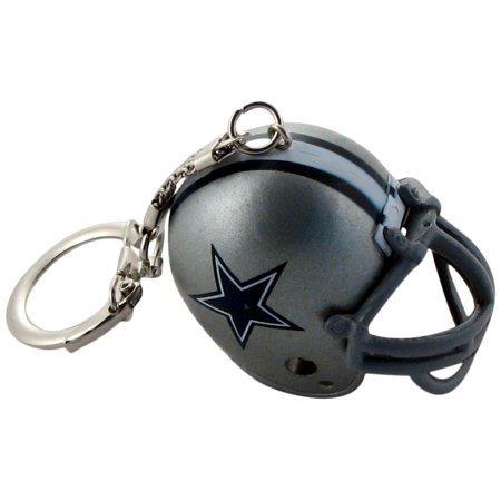 Dallas Cowboys Helmet Keychain