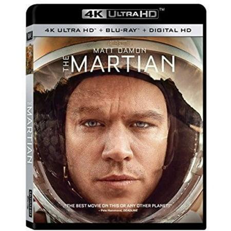 The Martian  4K Ultra Hd