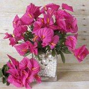 BalsaCircle 254 Silk Mini Calla Lilies Flowers for Wedding Party Centerpieces