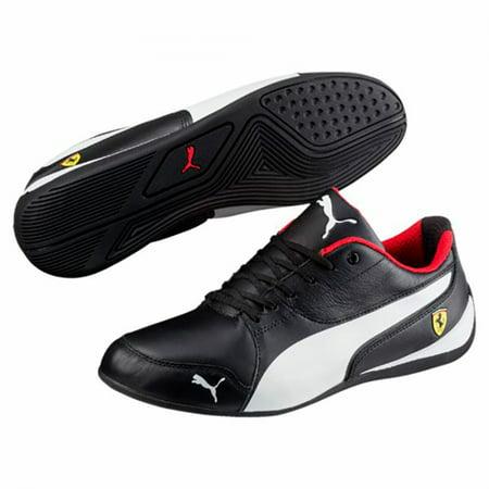 Puma Ferrari Drift Cat 7 Black Sneakers - Walmart.com acbee00c7