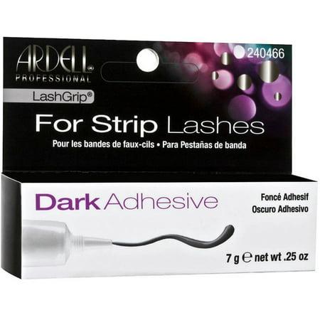 Ardell LashGrip Eyelash Adhesive, Dark 0.25 oz (Pack of (Best Glue For Individual Eyelash Extensions)