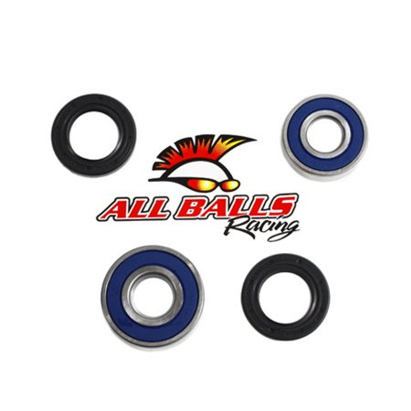New All Balls Rear Wheel Bearing Kit 25-1217 for Honda XR 600 R 1985 1986 1987 1988 1989 1990 1991 1992 1993 1994 1995 1996 1997 1998 1999 2000 85 86 87 88 89 90 91 92 93 94 95 96 97 98 99 00 ()