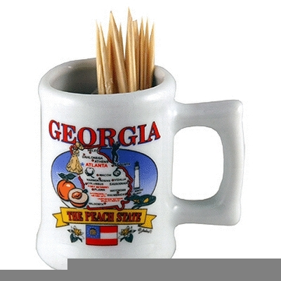 Ddi Georgia Toothpick Holder (toothpicks Not Included) (pack Of 96)
