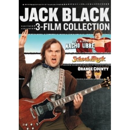 The Jack Black Collection (DVD)