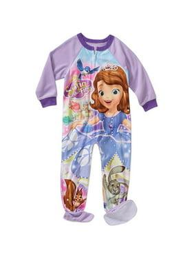 Baby Toddler Girl Character Blanket Sleeper