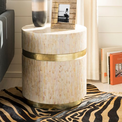 Ordinaire Mercer41 Heide Mosaic End Table