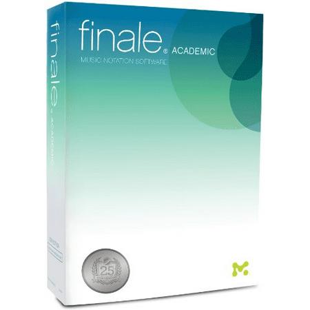 Finale 2014 Music Notation Software - Academic Edi
