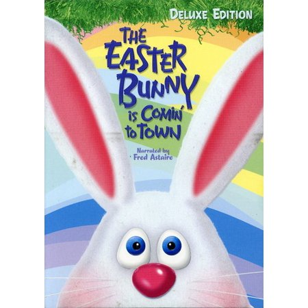Easter Bunny Is Coming To Town