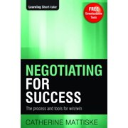 Negotiating for Success - eBook