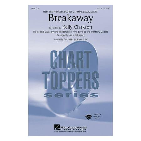 Hal Leonard Breakaway SSA by Kelly Clarkson Arranged by Alan