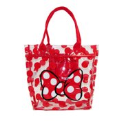 Disney  Minnie Mouse Clear Tote Bag