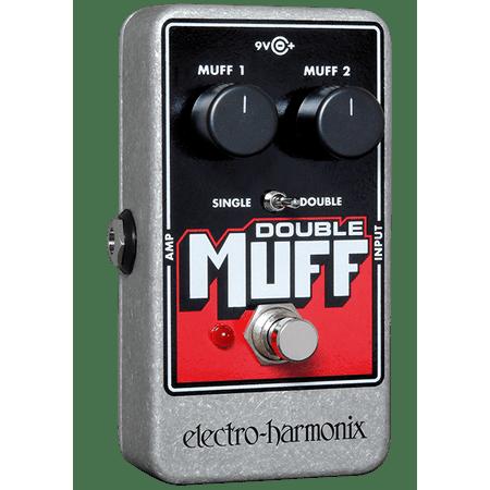 Electro Harmonix Nano Double Muff Fuzz and Overdrive