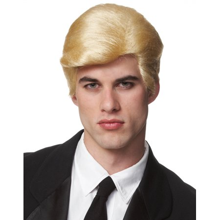 Real Man Wig (Bald Man Wig)