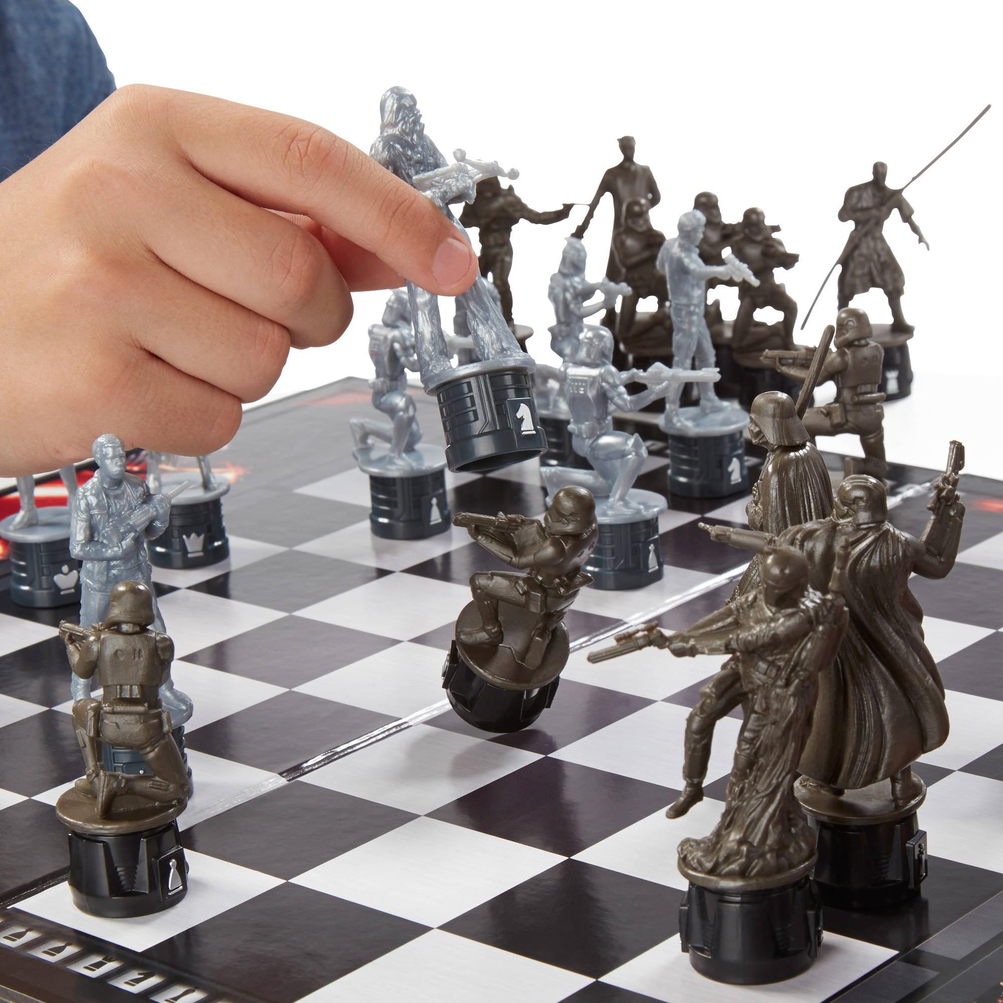 100 Video Games Glass Chess Board Daniela Raytchev