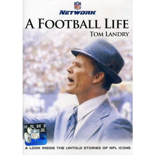 NFL: A Football Life - Tom Landry