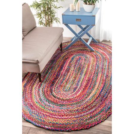 how to clean das and albert cotton braided rugs