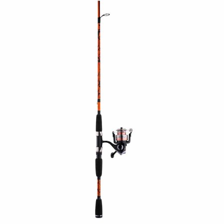 Abu garcia cardinal z spinning rod and reel combo for Garcia fishing pole