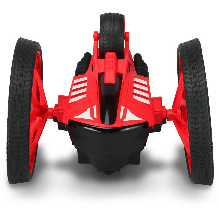 RC Max Rumbler Radio Controlled Car Red by