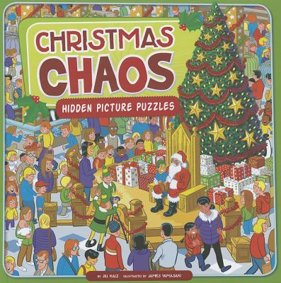 Christmas Chaos : Hidden Picture Puzzles