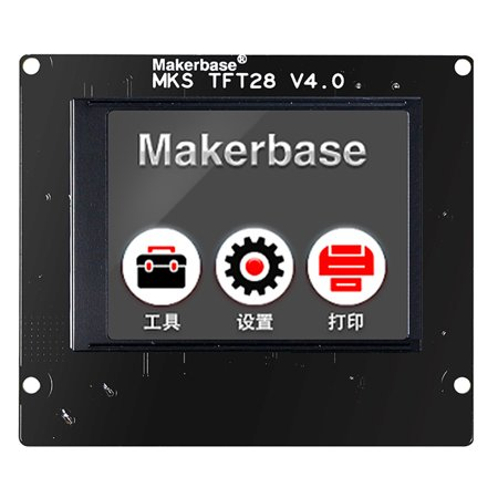 3D Printer Color Touched Smart Controller 2.8 Inch MKS TFT28 Display Screen - image 2 de 3