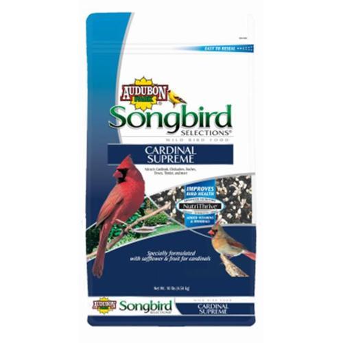 Global Harvest Foods 11968 10-Lb. Cardinal Bird Food by GLOBAL HARVEST FOODS LTD