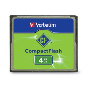 4GB COMPACT FLASH CF CARD