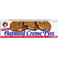 Little Debbie Oatmeal Creme Pies 2 Count Box (2 Boxes) 16.2 OZ
