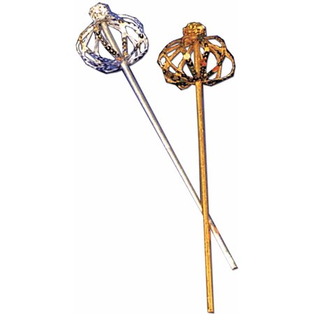 Sequin Scepter Adult Halloween Accessory](Costume Scepter)