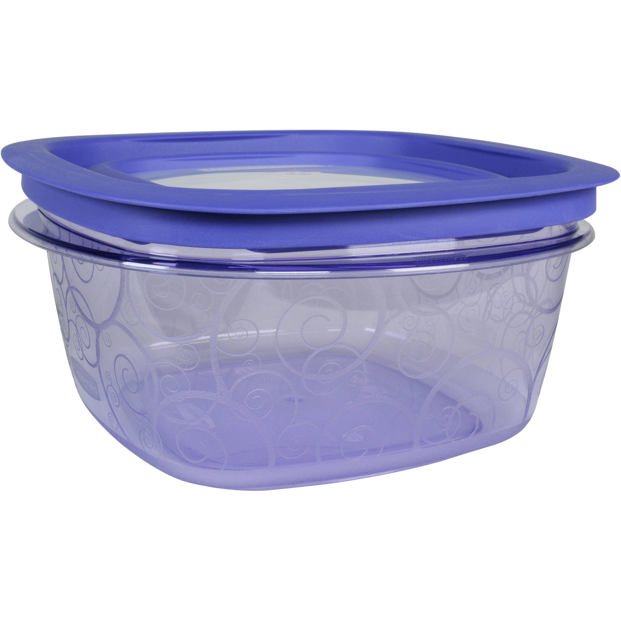 Superieur Rubbermaid Premier Easy Find Lids 5 Cup Food Storage Containers, 2 Count    Walmart.com